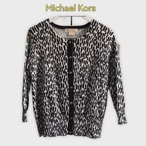 MICHAEL KORS Cardigan, Large
